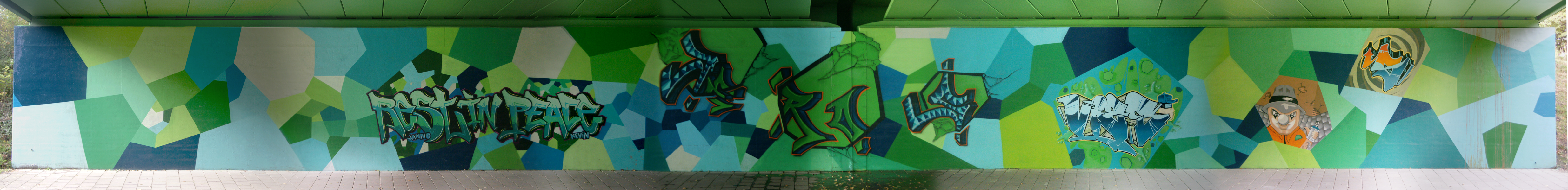 Graffiti Memorial