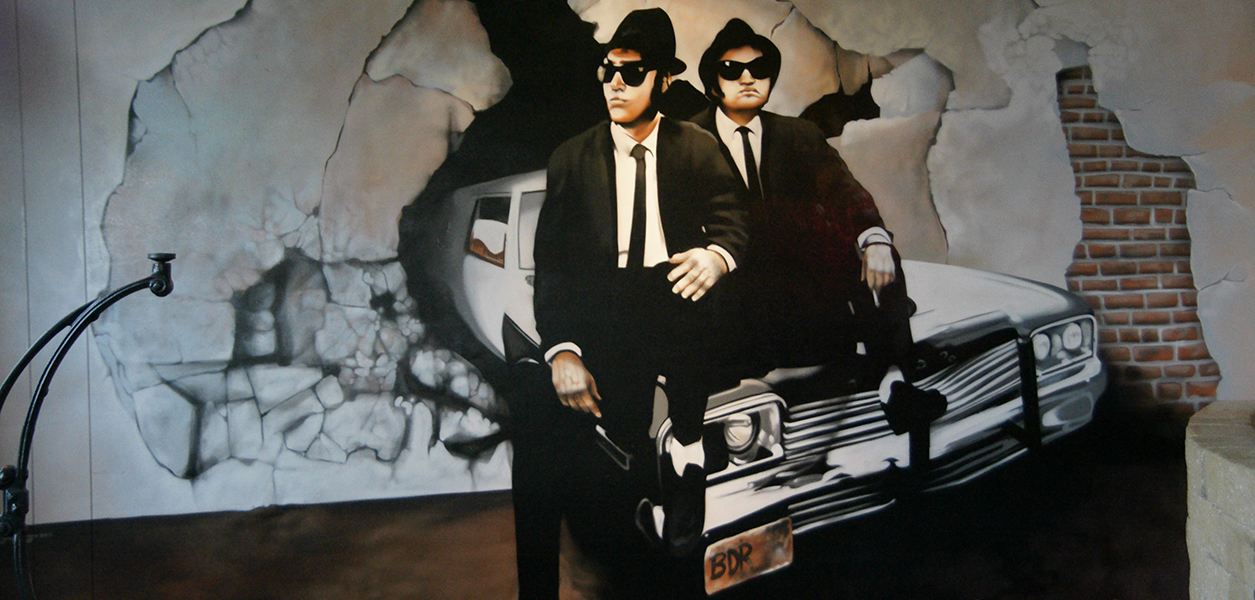 Blues Brothers : Foroxity Sittard
