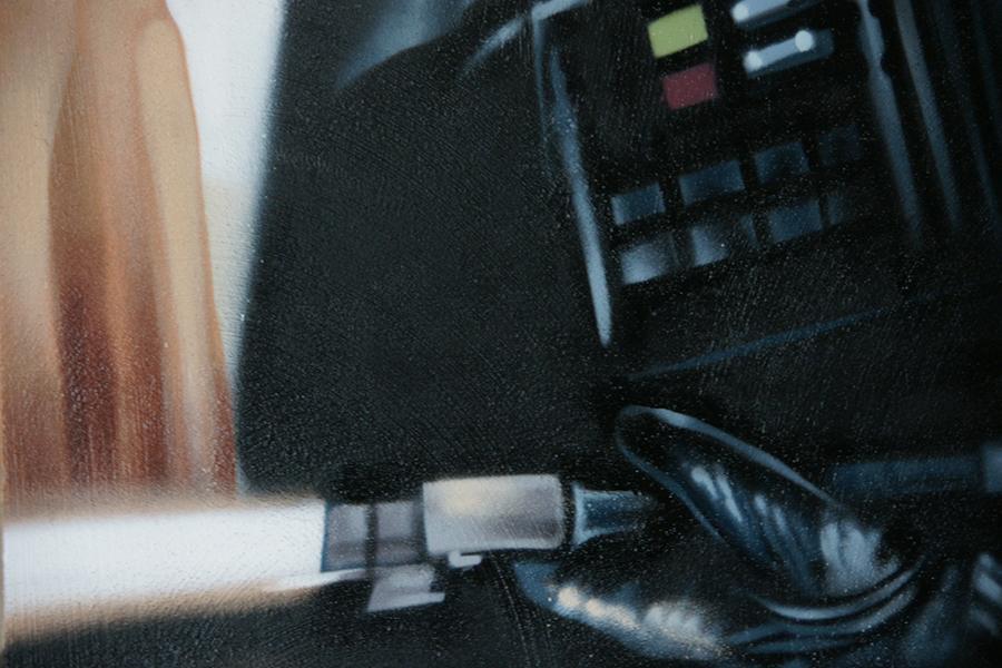 Detail Darth Vader