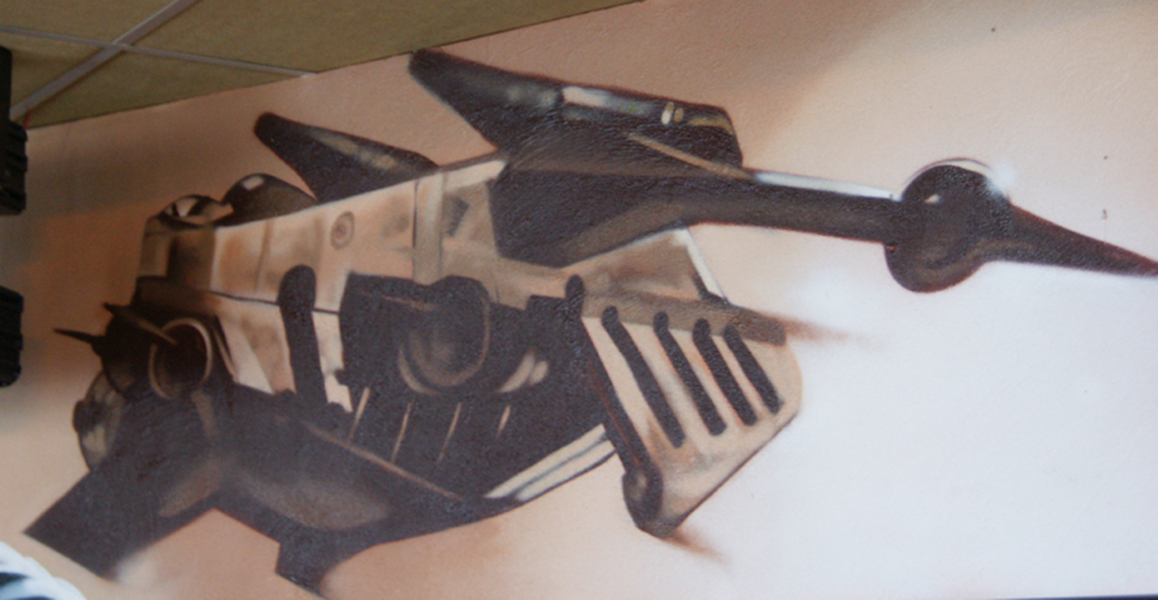 Starwars SpaceCraft