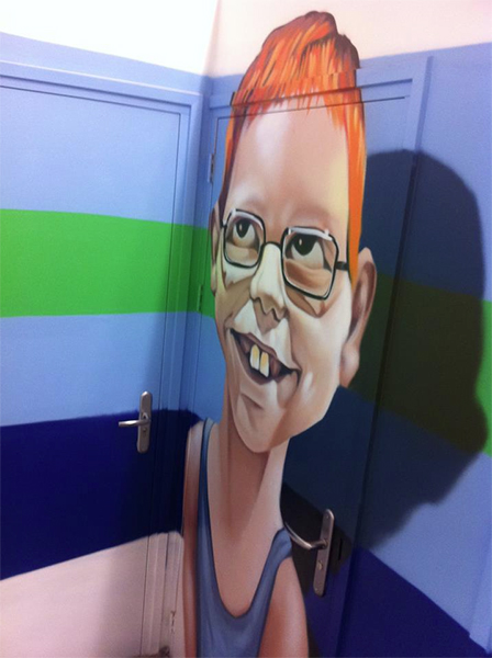 Men's Toilet - Dude 1